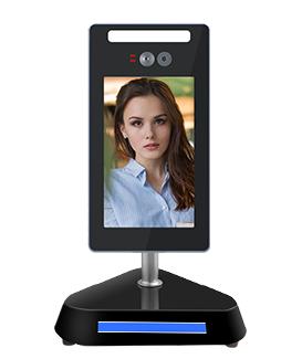 Desktop Face Recognition Time Attendance Access Control Machine