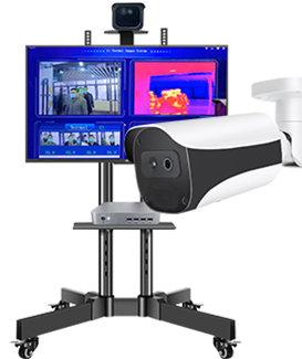 Infrared Thermal Imaging Temperature Measurement system