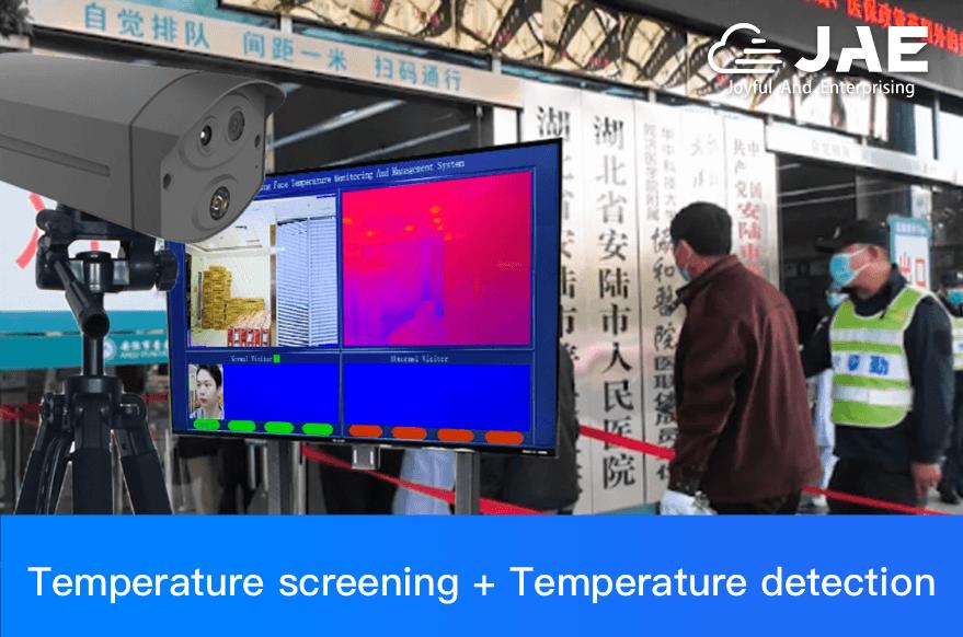 WHAT IS A Thermal Scanner KIOSK? - Face Recognition Temperature sensing kiosk - JAEMONT