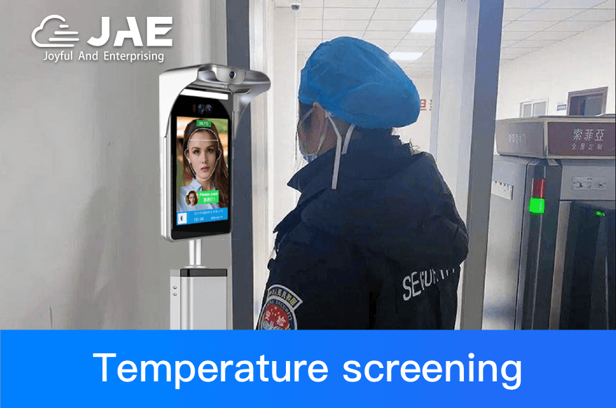 JAEMONT face recognition thermometer helps prevent and control the outbreak of epidemics