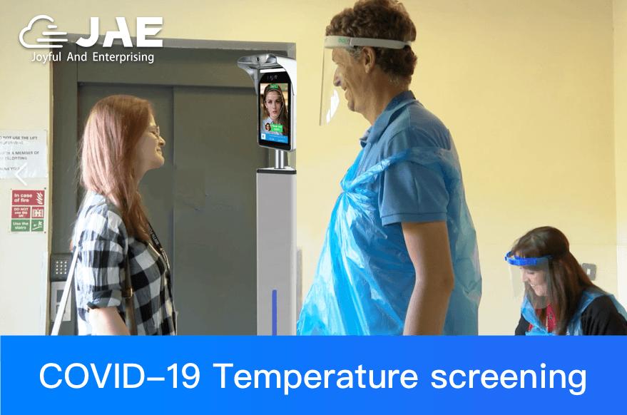Domestic Normal University Face Recognition device Temperature Measurement