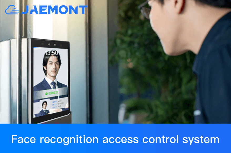 Touch screen face recognition and access control face value and configuration fly together