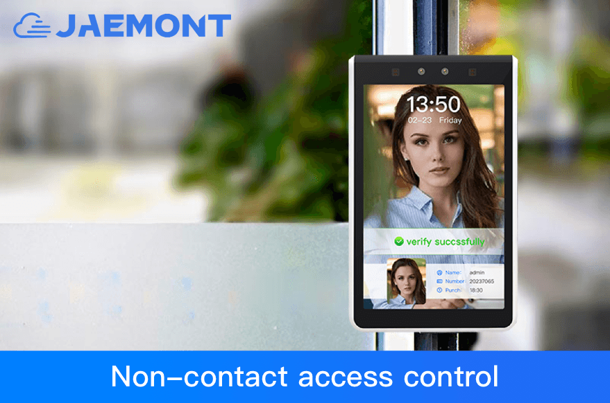 Operational Efficiency with Touchless Access Control and Integrated Time and Attendance